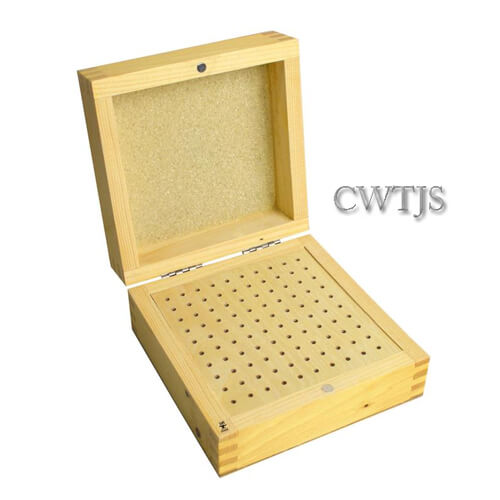 Burs Vanadium Cylinder R box