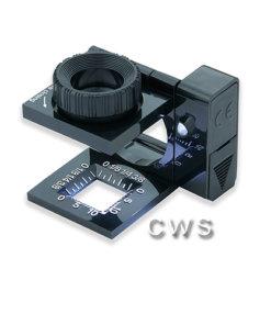 Linen Tester 10X LED Light Zoom - M0188