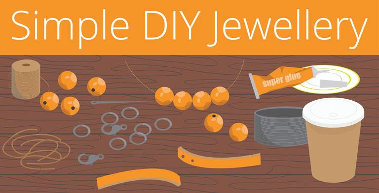 Simple DIY Jewellery