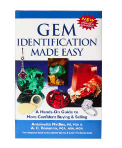 Gem Id Made Easy - B0255