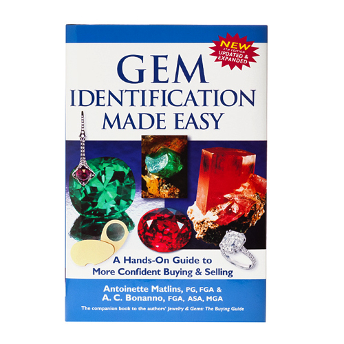 B0255 Gem Id Made Easy