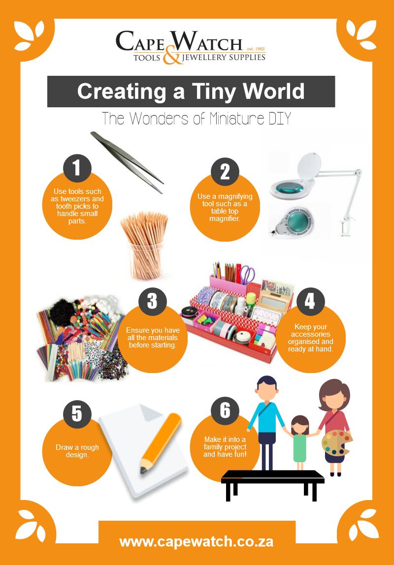 Creating a Tiny World