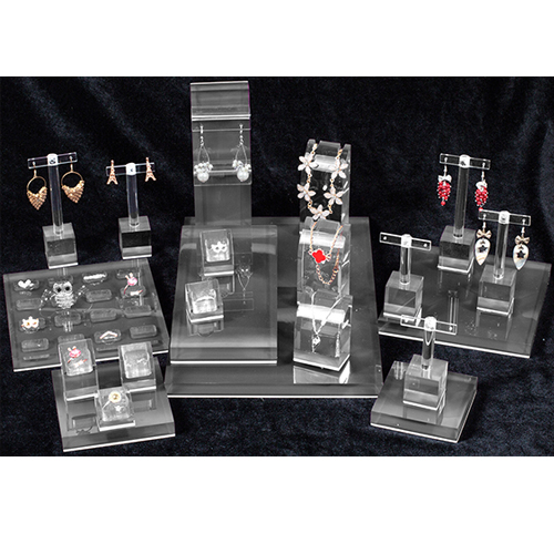 Acrylic Earring or Combination Stands - J0058 J0059
