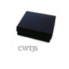 Black Jaquer Box 60x60x20mm - J0054