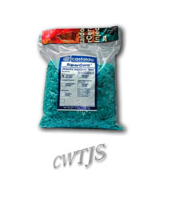 Injection Wax Aqua Castaldo Flakes - W0067