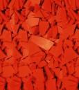 Injection wax Red Castaldo flakes – W0068