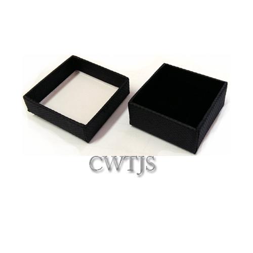 Black Jaquer Ring Box
