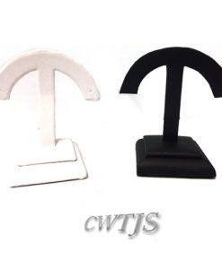 3 Plinth Ring Display Black or White