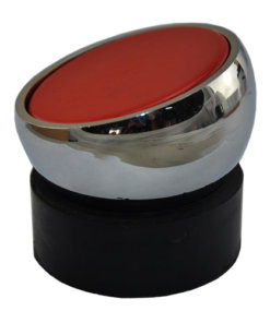 Wax Ball with Rubber Base 80mm - S0310