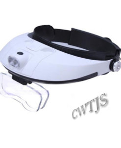 Headband Magnifier LED