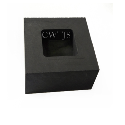 Graphite Square 40x40mm 50g - C0157