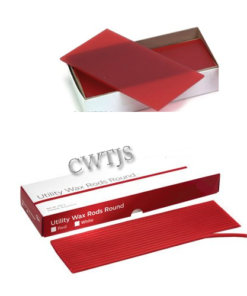 Utility Wax in Rods or Sheet - W0076 W0077