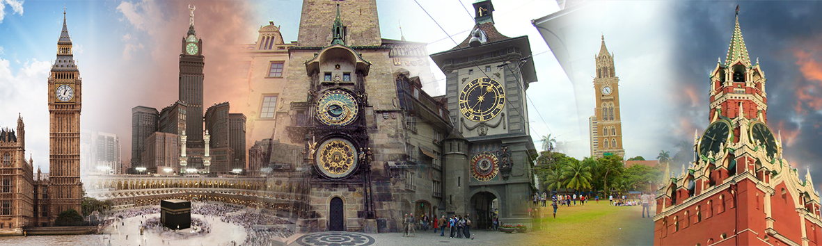 The greatest clock towers