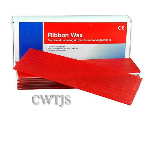 Damming Ribbon Wax