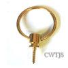 Brass Hanging Rings 20 30 & 35mm - HANGRING 20 30 35