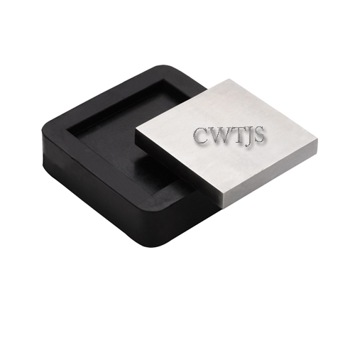 Anvil Block 75x10mm Rubber Cusion
