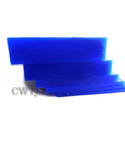Wax Slices Blue Square 1lb - W0084