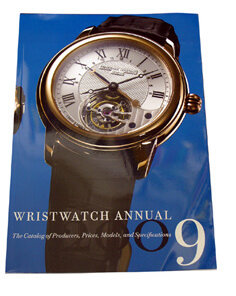 Luxury Brands Wrist Watch Annual 2009 - B0254