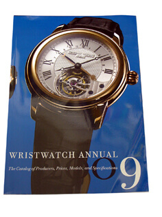 Luxury Brands Wrist Watch Annual 2009