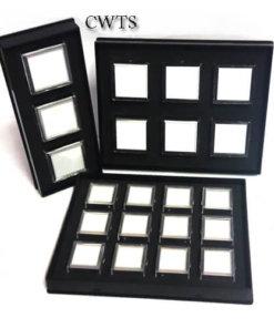 Gem Trays Sets 3 6 or 12 - G0100