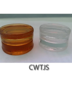 Wells Glass With Lid 5ml - O0020