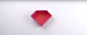 origami jewellery packaging