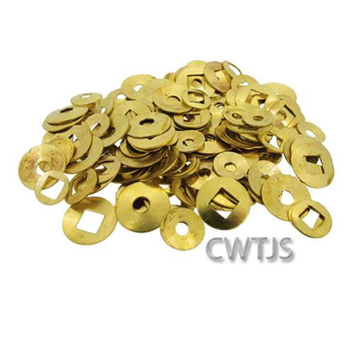 Brass Washers for Wall Clocks – W0087