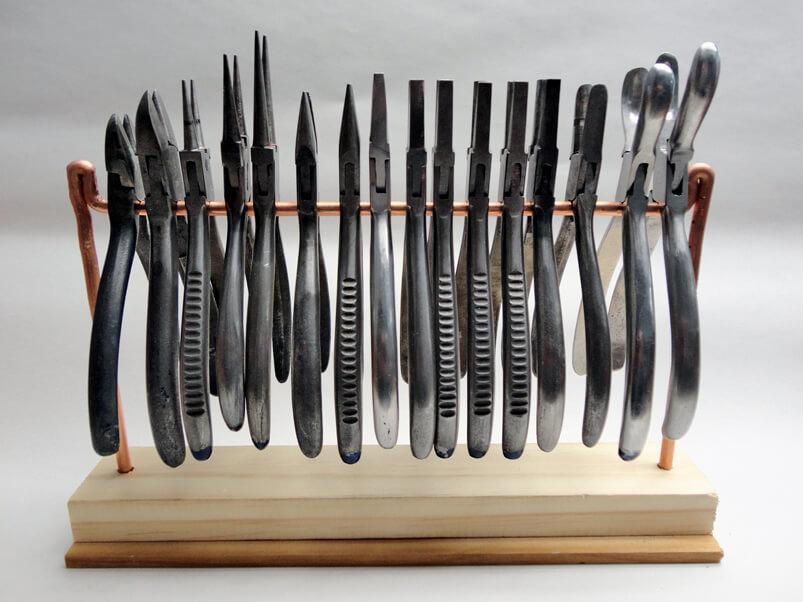 pliers rack