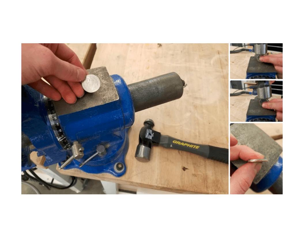Make a Ring - Hammer Away