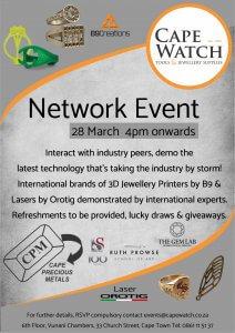 NETWORK EVENT INVITE