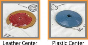 shellac leather plastic