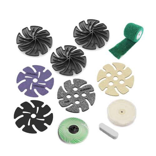 Metal Polishing Add-On Kit - P0136-E