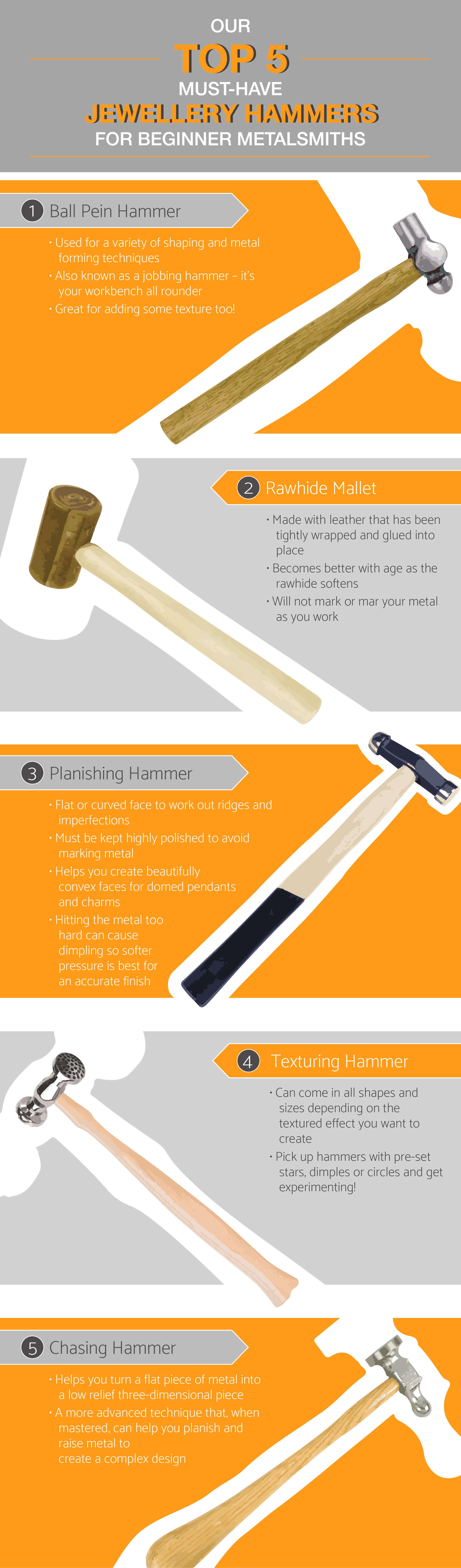 top 5 hammers