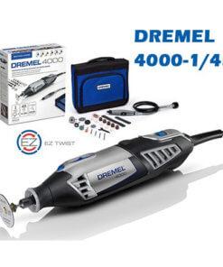 Dremel 4000 series 45 piece accessory kit